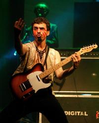 Feiticeiro Julião: vai tocar neste fds no Abril Pro Rock.