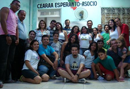 Geamikoj de Cearaa Esperanto-Asocio.