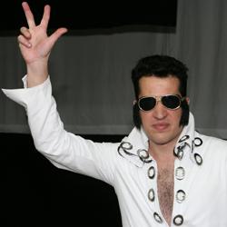 Elvis isn't dead!?