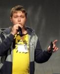 Alexander Osintsev prezentas Kinofestivalon.