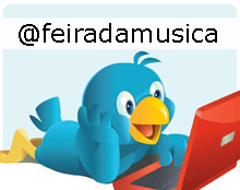 Siga @feiradamusica no Twitter.