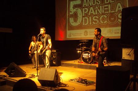 Panela Discos lança DVD com a novíssima safra do Rock Cearense.