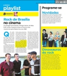 "Playlist: my weekly article about music in the newspaper ""O Povo""."