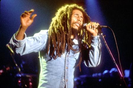 """""""Marley"""" é o nome do novo filme sobre o Rei do Reggae."""