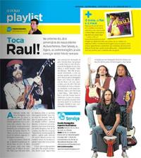 Playlist Raul