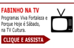 Fabinho na TV.