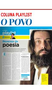 Coluna Playlist - Jornal O Povo